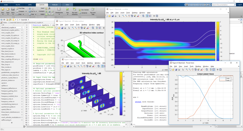 Optical Simulation Products - BeamLab